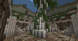 Hypixel's Spleef Lobby Minecraft Map & Project