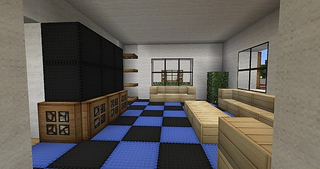Cape cod house 2 furnished minecraft project for Cape cod chat rooms