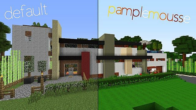 Pamplemousse HD Simulation Minecraft Texture Pack