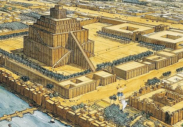a comparison of the the fall of the historical babylon After the downfall of assyria, babylon became nebuchadnezzar's capital  a  sketch of the history of the babylonian empire will be found under assyria and.