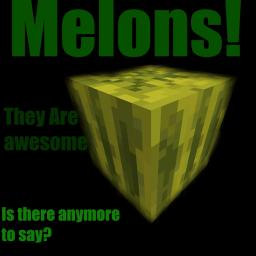 Melon-Craft Minecraft Texture Pack