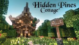 Hidden Pines Cottage (Fantasy/Medieval) Minecraft Map & Project