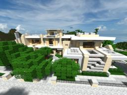 | Modern Mansion | Series 1 | Minecraft Project
