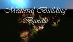 Medieval fantasy building bundle Minecraft Map & Project