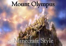 Mount Olympus (Minecraft Style) Minecraft