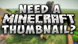 YouTube Minecraft LP Thumbnail Minecraft Map & Project
