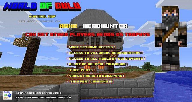 Rank - Head Hunter !!!