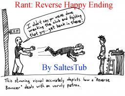 "Rant On ""Reverse Happy Ending"" Minecraft Blog Post"