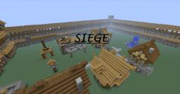 Siege on Kuasta; a PVP Map [W.I.P.] Minecraft Map & Project