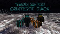 [1.5.2] Tron Bikes Content Pack for Flan's Mod Minecraft Mod