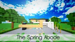[Modern] The Spring Abode - Luxury Estate Home Minecraft