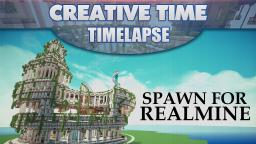 Minecraft Timelapse - Spawn for Realmine Minecraft Project