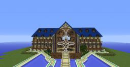 hourglass manor Minecraft Map & Project