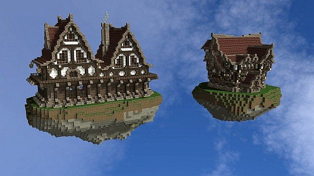 Medieval town map pack free to anyone that wants to use minecraft
