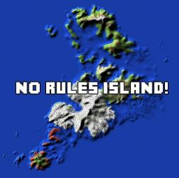 No Rules Map! Do Whatever YOU Want! Minecraft Map & Project