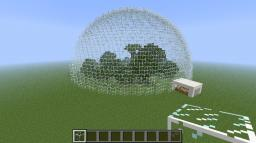 PVP ARENA!!! (dome) Minecraft Map & Project