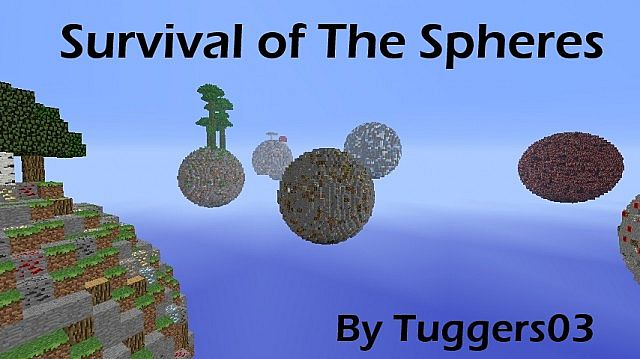 Spheres Minecraft Project