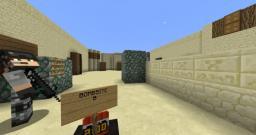 Minestrike (Counterstrike in minecraft) Minecraft