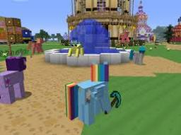 Equestria Minecraft Map & Project