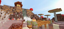 Beautiful Mooshrom Island Minecraft Blog