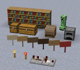 Hans-Pack - Version 2.3 Minecraft Texture Pack