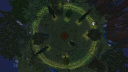 Hunger games map (varo) - 144 player spawns - 1.8-1.16 Map Minecraft Map & Project