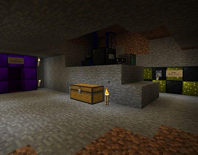 Inside Hidden Missile Base
