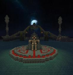 Dwarven Temple of Valkrak Minecraft Map & Project