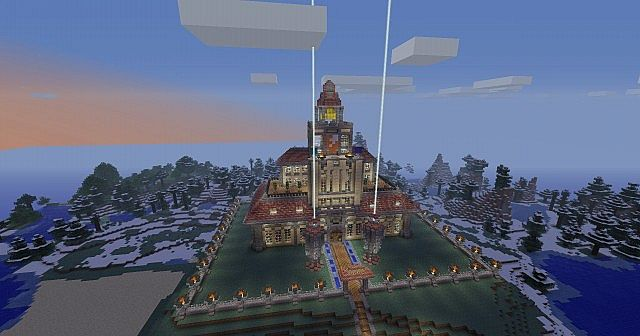 Fairy Tail Minecraft Project