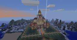 Fairy Tail Minecraft Map & Project