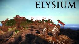 Elysium - Medieval Town + Download Minecraft Map & Project