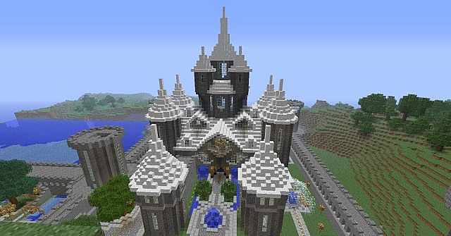 Our New server spawn