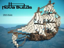 HMS Dlobi Minecraft Map & Project