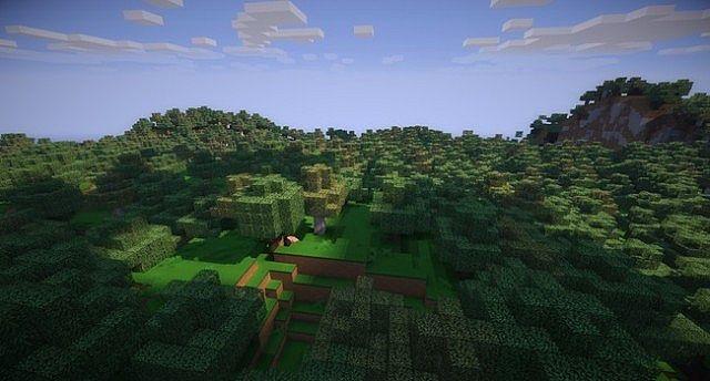 Antique Hazel Skyrim Inspired Build Minecraft Project