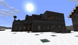 The Rich Man's House (unfurnished) Minecraft Map & Project