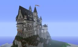 Castle Neuschwanstein (Kathos) Minecraft Map & Project
