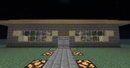 Enchanting and Brewing building Minecraft Map & Project