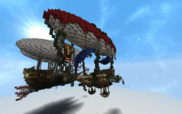Minecraft steampunk ship schematic on small minecraft ship plans, small minecraft yacht tutorial, small minecraft village, small boats mod minecraft,