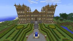 Wayne Manor Minecraft Map & Project