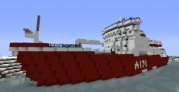 HMS Endurance A171 Minecraft