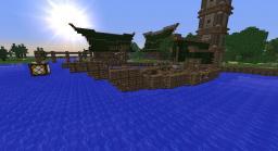 Elvish Skiff [Server Build] Minecraft Map & Project