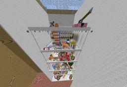 Survival Games In A Fridge Minecraft Map & Project