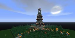 Dark tower Minecraft Map & Project