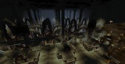 Gothic metro [post apocalyps] Minecraft Map & Project