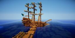 Random Galleon V1.0 Minecraft Map & Project