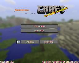 AnonymousCraft (weirdest texture pack!) WARNING: Makes Creepers Invisible!