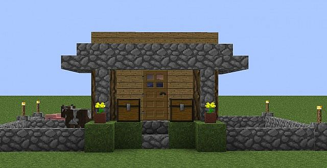 Minecraft small home ideas 28 images small modern for 7stern wohnzimmer