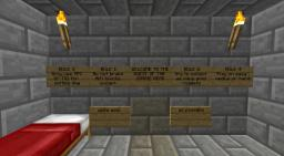 Quest Of The Zombie Head-DEMO Minecraft Map & Project