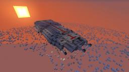 Steves Space Cruiser Minecraft