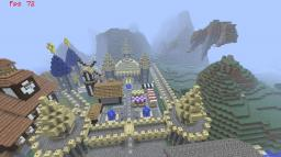 Medieval Maps Server (Houses, Cities, Churches, Castles) Minecraft Map & Project